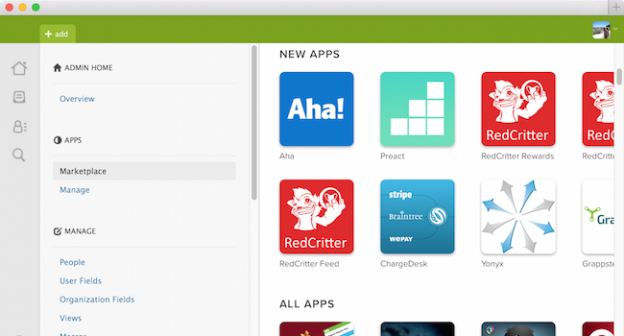 Aha! Zendesk Integration Marketplace