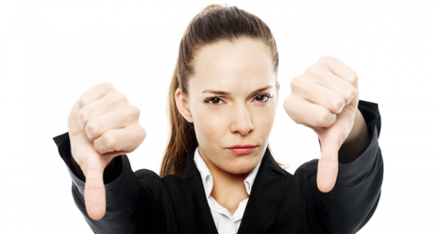 Salespeople who don't like the CEO